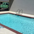Swimming pool at Southern Inn & Suites Yorktown