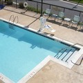 Swimming pool at Springhill Suites