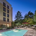 Swimming pool at Springhill Suites Addison