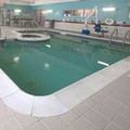 Swimming pool at Springhill Suites Albany / Colonie
