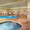 Swimming pool at Springhill Suites Alexandria