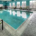 Swimming pool at Springhill Suites Anchorage University Lake