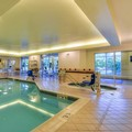 Swimming pool at Springhill Suites Arundel Mills / Bwi