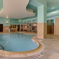 Swimming pool at Springhill Suites Birmingham Downtown at Uab