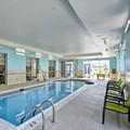 Swimming pool at Springhill Suites Cincinnati Blue Ash