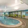 Swimming pool at Springhill Suites Cincinnati Midtown