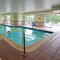 Swimming pool at Springhill Suites Cincinnati Northeast