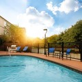 Swimming pool at Springhill Suites Dallas Arlington North