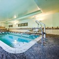 Swimming pool at Springhill Suites Dayton South