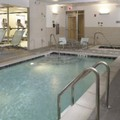 Pool image of Springhill Suites Detroit Metro Airport