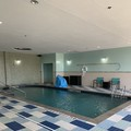 Swimming pool at Springhill Suites Houston Baytown