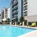 Swimming pool at Springhill Suites Houston Hobby Airport