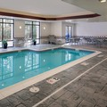 Photo of Springhill Suites Manchester Boston Regional Airport Pool