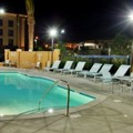 Swimming pool at Springhill Suites Marriott Corona Riverside