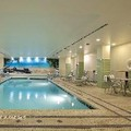 Swimming pool at Springhill Suites Marriott O'hare
