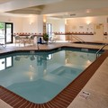 Swimming pool at Springhill Suites Oklahoma City Airport West