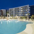 Swimming pool at Springhill Suites Orange Beach at the Wharf