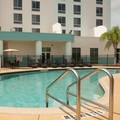 Swimming pool at Springhill Suites Orlando Airport