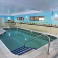 Swimming pool at Springhill Suites Pittsburgh Mills