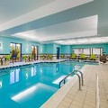Swimming pool at Springhill Suites Solon