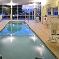 Swimming pool at Springhill Suites Voorhees Mt. Laurel / Cherry Hil