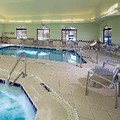 Swimming pool at Springhill Suites Washington Pa