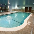 Swimming pool at Springhill Suites Wenatchee Marriott