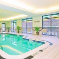 Swimming pool at Springhill Suites West Mifflin