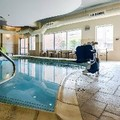 Swimming pool at Springhill Suites at Uab