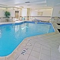Swimming pool at Springhill Suites by Marriott Altamonte Springs