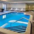 Swimming pool at Springhill Suites by Marriott Boston Peabody