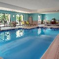Swimming pool at Springhill Suites by Marriott Centreville