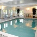 Swimming pool at Springhill Suites by Marriott Charlotte Ballantyne