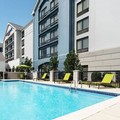 Swimming pool at Springhill Suites by Marriott Houston Hobby Airport