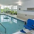 Swimming pool at Springhill Suites by Marriott Kalispell