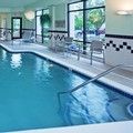 Swimming pool at Springhill Suites by Marriott Lansing