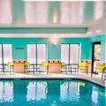 Swimming pool at Springhill Suites by Marriott Louisville Airport