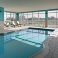 Swimming pool at Springhill Suites by Marriott Midwest City