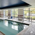 Swimming pool at Springhill Suites by Marriott Milford
