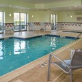 Swimming pool at Springhill Suites by Marriott Richmond Va Center