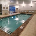 Swimming pool at Springhill Suites by Marriott Salt Lake City Drape