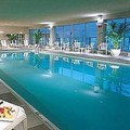 Swimming pool at St. Louis City Center Hotel & Suites