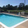 Swimming pool at St. Michaels Inn