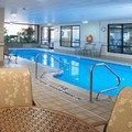 Swimming pool at State College Courtyard by Marriott