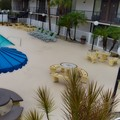 Swimming pool at Stay Inn & Suites
