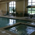 Swimming pool at Staybridge Suites Akron / Stow