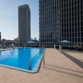 Swimming pool at Staybridge Suites Atlanta Midtown