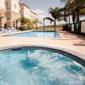 Swimming pool at Staybridge Suites Brownsville