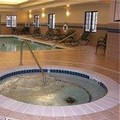 Swimming pool at Staybridge Suites Buffalo