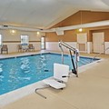 Swimming pool at Staybridge Suites Chicago Glenview